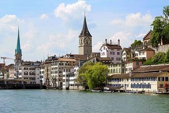 Den höga levnadskostnaden i Zurich